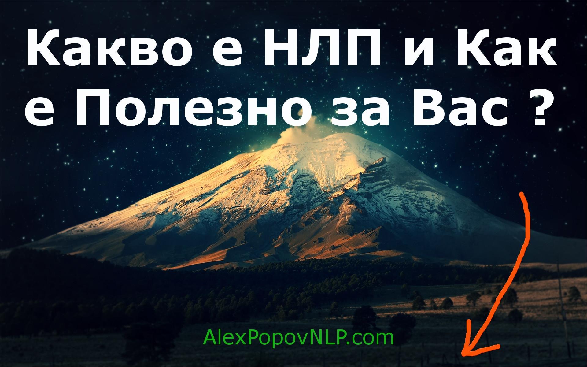 Какво е НЛП – Алекс Попов НЛП